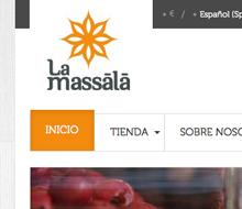 Web La Massala